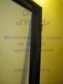 Коробка металлической двери