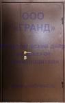 Металлические тамбурные двери в СПб