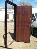 Временные строительные двери