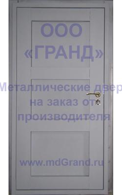 Дешевые металлические двери