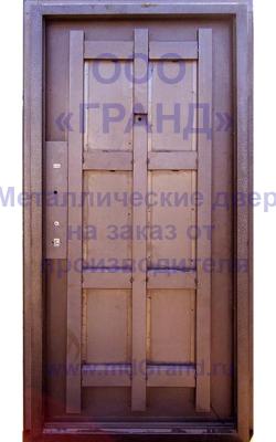Временые металлические двери