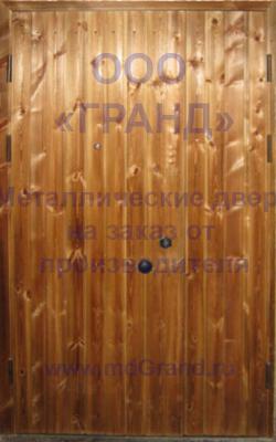 Стальные табурные двери