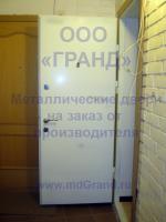 1 - Дверь перед началом проведения работ