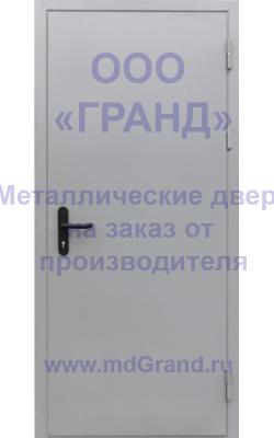 Дверь противопожарная ДПМ
