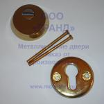 Броненакладка накладная (золото)