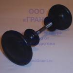 Ручка-кнопка пластиковая